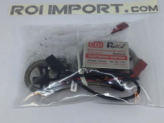 RCEXL Electronic ignition twin A-02